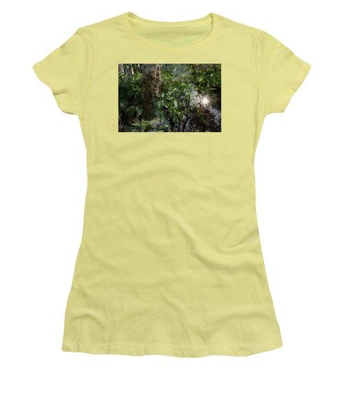 Comfry Women's T-Shirt (Junior Cut) by Ellery Russell