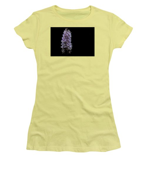 Common Spotted Orchid Women's T-Shirt (Junior Cut) by Keith Elliott