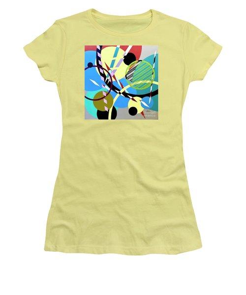 Composition #21 Women's T-Shirt (Athletic Fit)