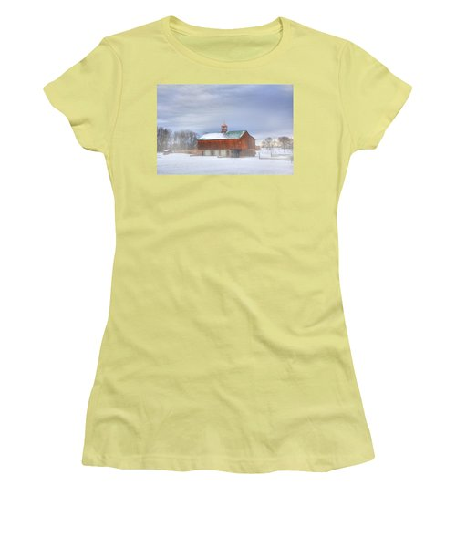 Copper Cupola Women's T-Shirt (Athletic Fit)