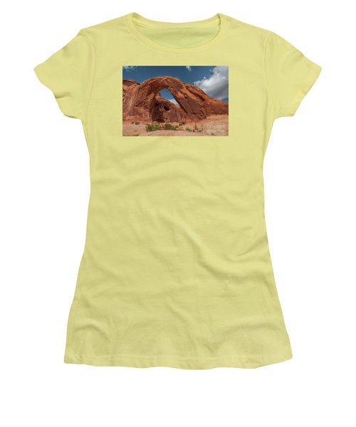 Corona Arch - 9757 Women's T-Shirt (Athletic Fit)