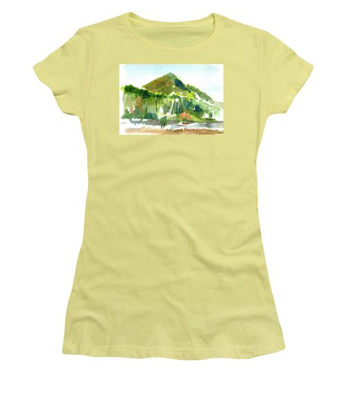 Corte Madera Creek Women's T-Shirt (Athletic Fit)
