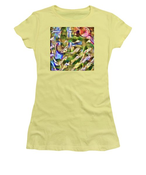 Could Cezanne Be Any Prouder Women's T-Shirt (Athletic Fit)