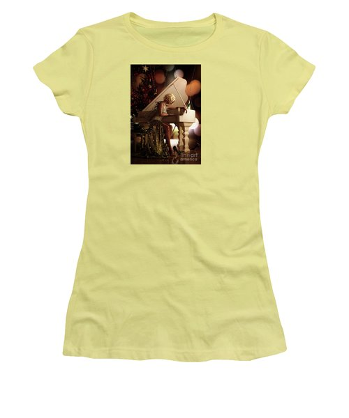 Counting Blessings Women's T-Shirt (Junior Cut) by Shanina Conway