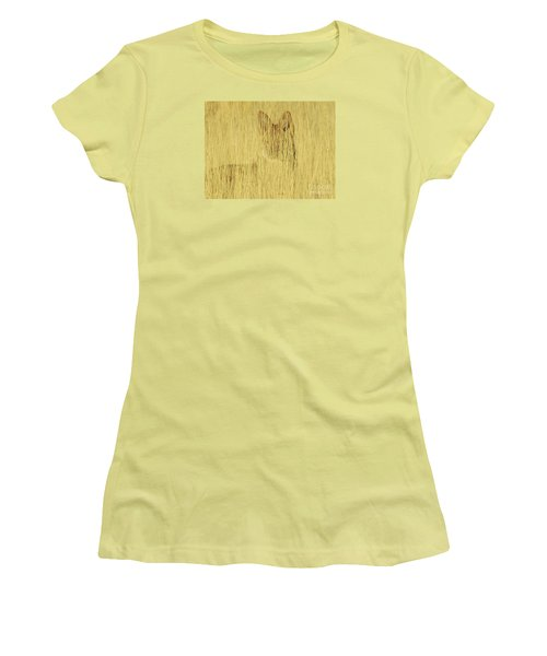 Coyote 1 Women's T-Shirt (Athletic Fit)
