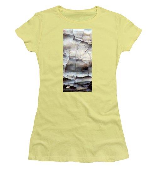 Crackle Women's T-Shirt (Athletic Fit)