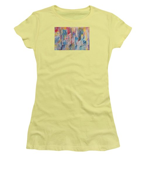 Creative Utopia Women's T-Shirt (Athletic Fit)