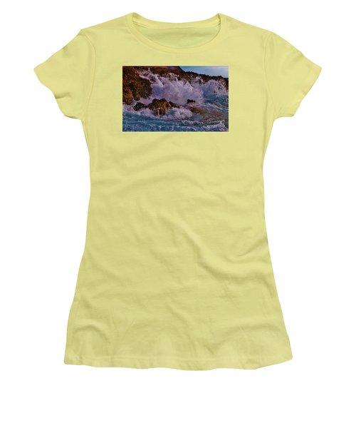 Crescendo Women's T-Shirt (Junior Cut) by Craig Wood