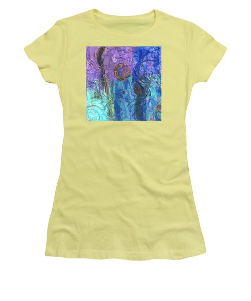Crusader Women's T-Shirt (Junior Cut) by Phil Strang