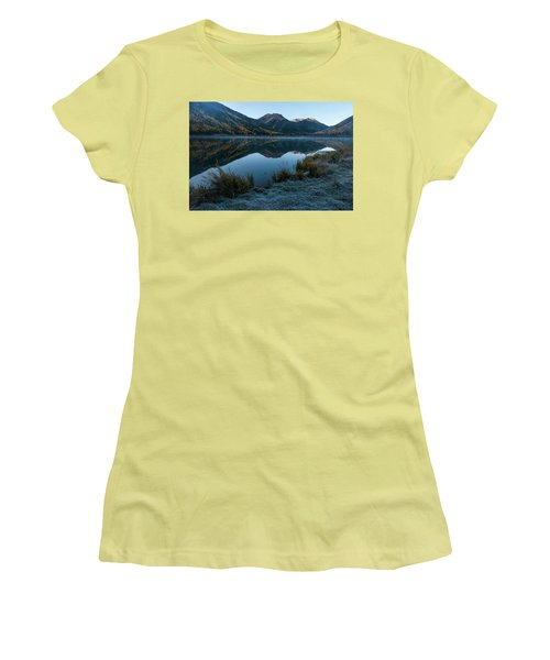 Crystal Lake - 0565 Women's T-Shirt (Athletic Fit)