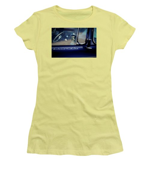 Custom Cab Women's T-Shirt (Athletic Fit)