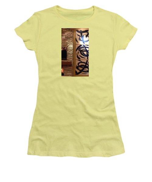 Custom Women's T-Shirt (Junior Cut) by Heather Roddy