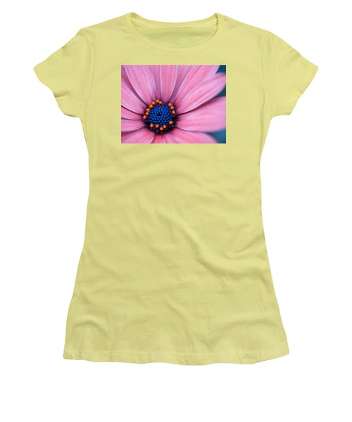 Daisy Women's T-Shirt (Junior Cut) by Rachel Mirror