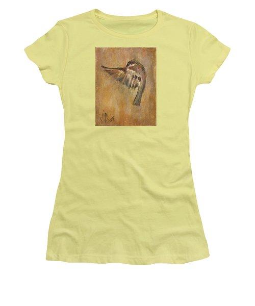 Dance Women's T-Shirt (Junior Cut) by Vali Irina Ciobanu