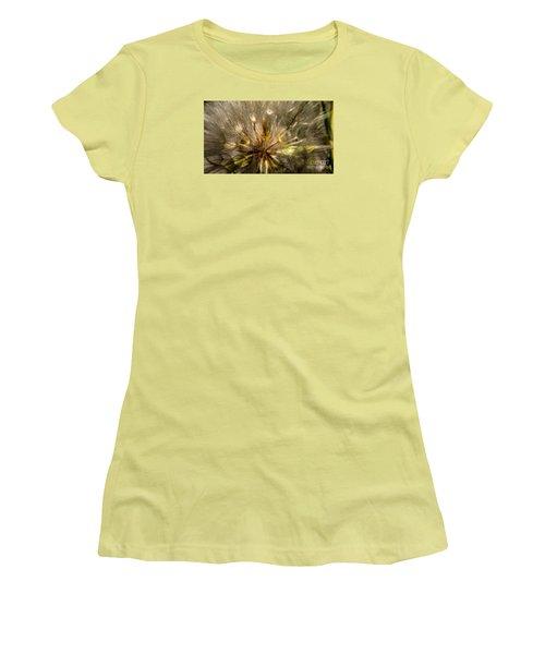 Dandelion 2 Women's T-Shirt (Athletic Fit)