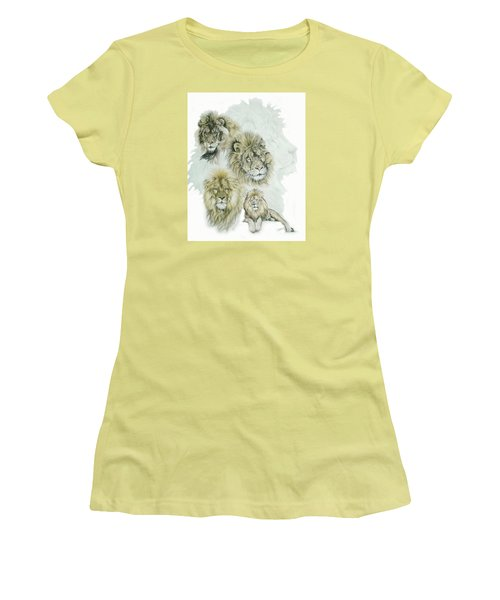 Dauntless Women's T-Shirt (Junior Cut) by Barbara Keith