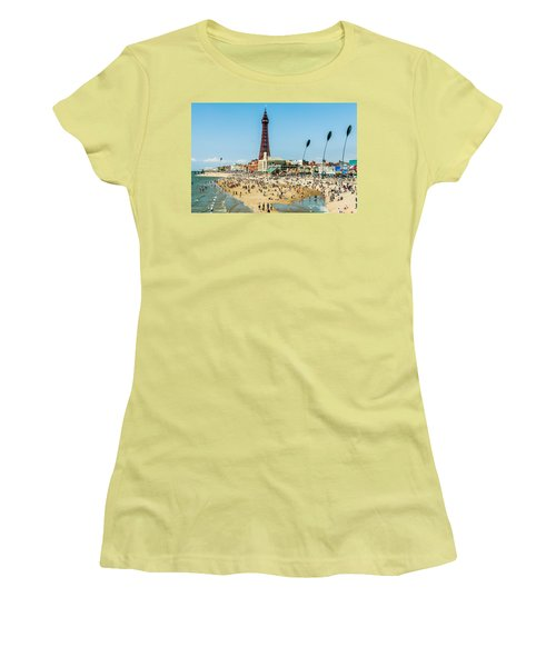 Day Trippers Women's T-Shirt (Athletic Fit)