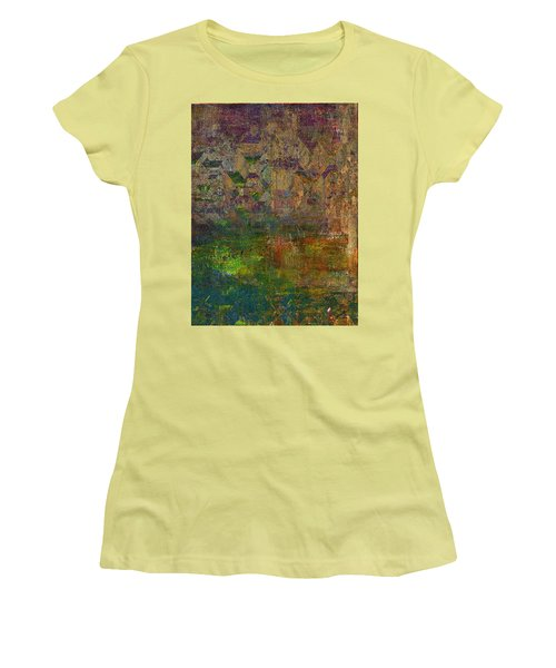 Daybreak Women's T-Shirt (Junior Cut) by The Art Of JudiLynn