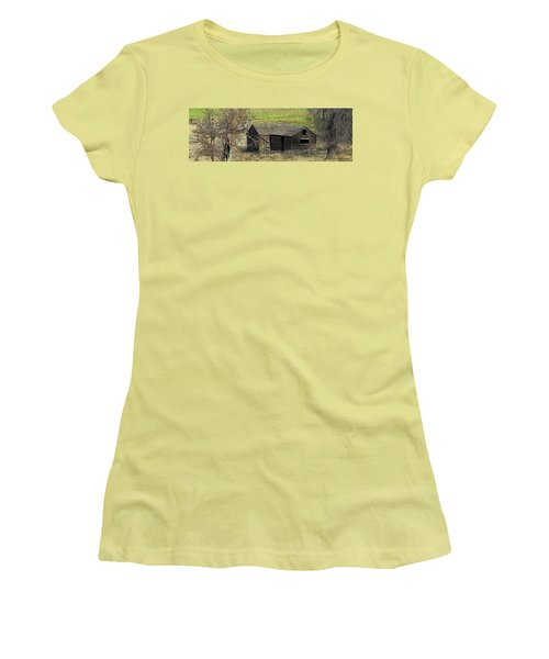 Days Of Old Women's T-Shirt (Athletic Fit)