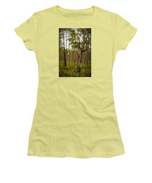 Dead Tree Women's T-Shirt (Athletic Fit)