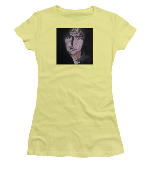 Dean Ambrose Portrait Women's T-Shirt (Athletic Fit)