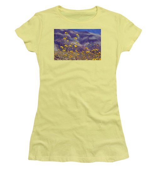 Death Valley Superbloom 103 Women's T-Shirt (Athletic Fit)
