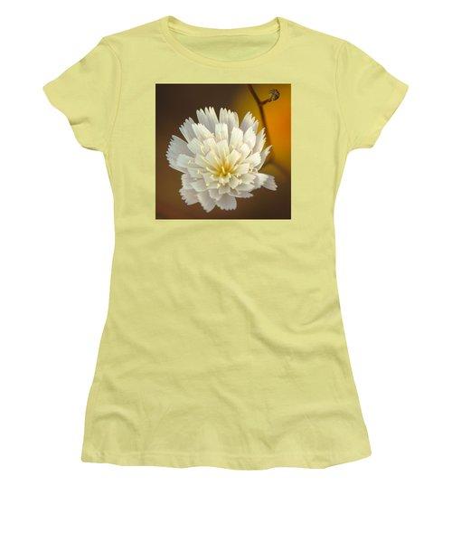 Women's T-Shirt (Junior Cut) featuring the photograph Death Valley Superbloom 203 by Daniel Woodrum