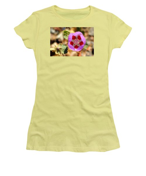 Death Valley Superbloom 504 Women's T-Shirt (Athletic Fit)