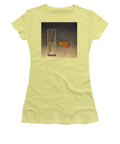 Decaying Women's T-Shirt (Athletic Fit)