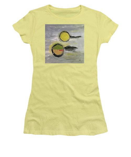 Deconstruction Women's T-Shirt (Junior Cut) by Victoria Lakes