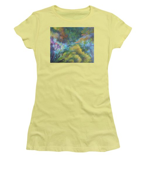 Deep Sea Women's T-Shirt (Athletic Fit)