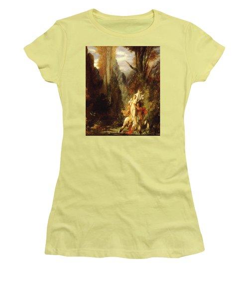 Dejanira  Autumn Women's T-Shirt (Athletic Fit)