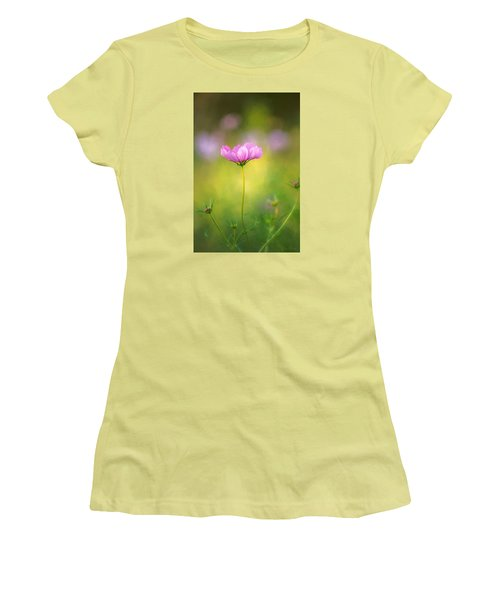 Delicate Beauty Women's T-Shirt (Athletic Fit)