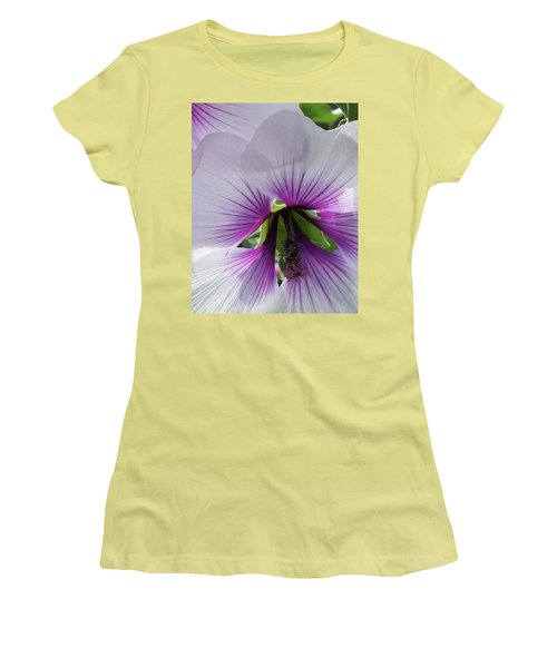 Delicate Flower 2 Women's T-Shirt (Athletic Fit)
