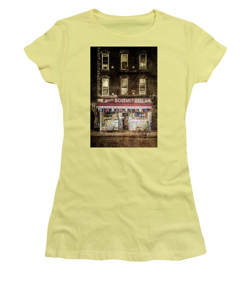 Delightful Women's T-Shirt (Junior Cut) by Russell Styles