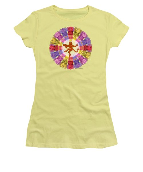 Deluxe Tribute To Tuko Women's T-Shirt (Junior Cut) by John Deecken