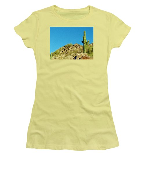 Desert Sky Women's T-Shirt (Athletic Fit)