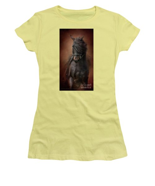 Desparate' IIi Women's T-Shirt (Junior Cut) by Kathy Russell