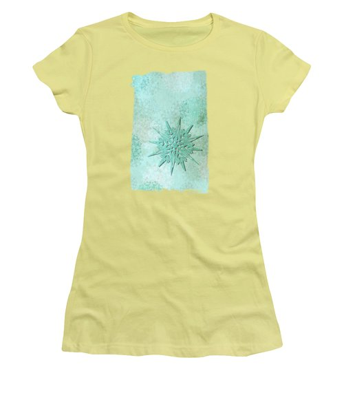 Diamond Dust Women's T-Shirt (Athletic Fit)