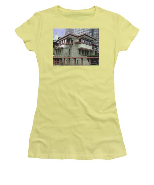 Diamond In The Ruff Women's T-Shirt (Athletic Fit)