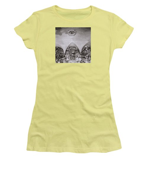 Diego Rivera Women's T-Shirt (Athletic Fit)