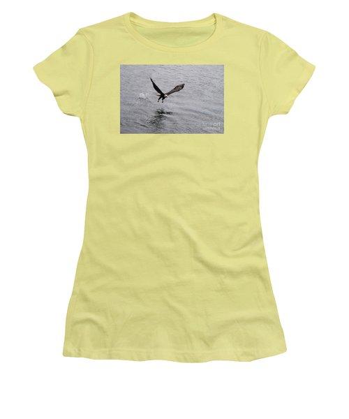 Dinner? Prince Rupert Eagle  Women's T-Shirt (Athletic Fit)