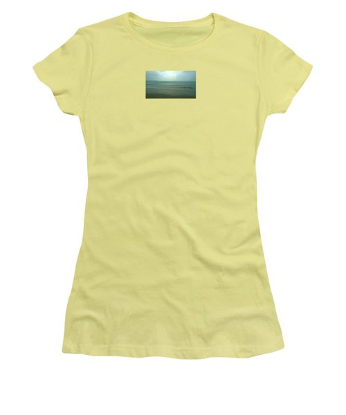 Disappear Women's T-Shirt (Athletic Fit)