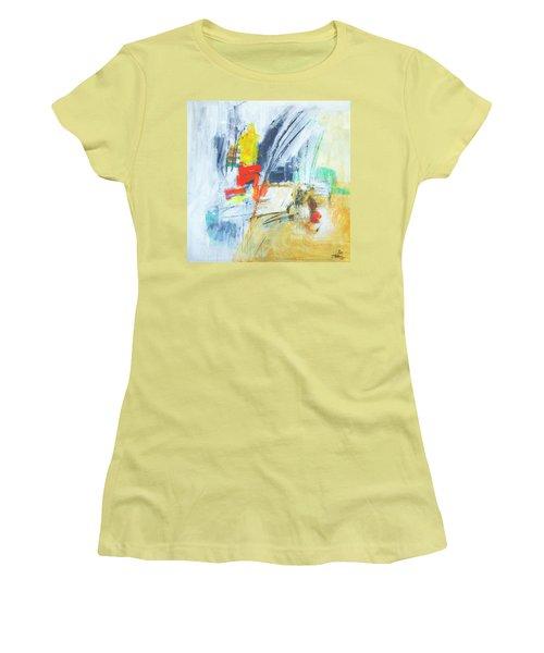 Discovery Three Women's T-Shirt (Junior Cut)