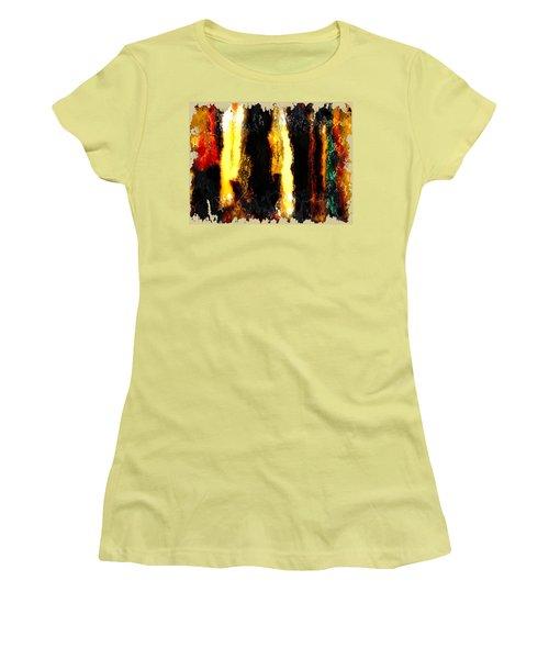 Diversity Women's T-Shirt (Junior Cut) by The Art Of JudiLynn