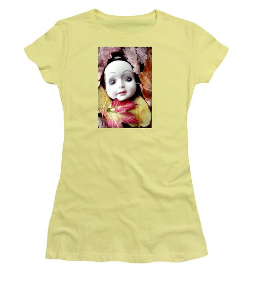 Doll Women's T-Shirt (Athletic Fit)