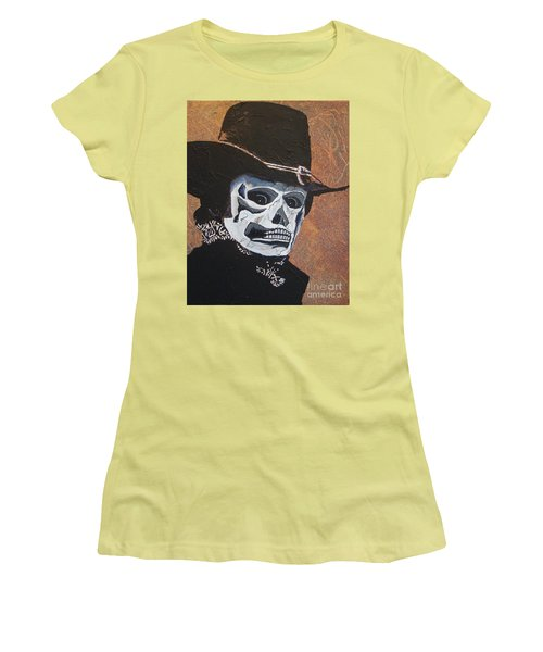 Don't Take Your Cash To Town Women's T-Shirt (Junior Cut) by Stuart Engel