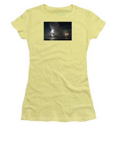 Double Women's T-Shirt (Athletic Fit)