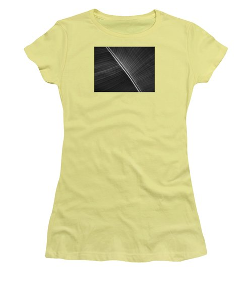 Dramatic Lines Women's T-Shirt (Junior Cut) by Tim Good