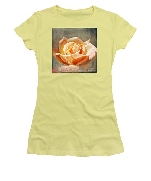 Women's T-Shirt (Junior Cut) featuring the photograph Dream by Linda Lees